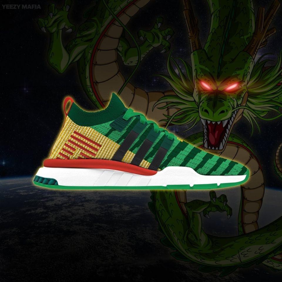 Dragon Ball: Tutte le scarpe che Adidas dedicherà all'anime